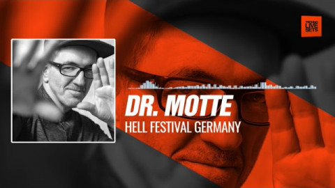 Techno Music Dr. Motte - Hell Festival Germany 22-08-2017 #Music #Periscope #Techno