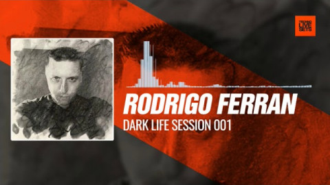 Techno Music Rodrigo Ferran - Dark Life Session 001 05-03-2016 #Music #Periscope #Techno