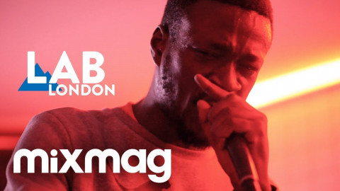 SWAMP 81 in the The Lab LDN at Boxpark Croydon
