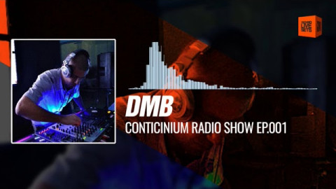 Techno Music @dMb_musik - Conticinium Radio Show Ep.001 24-10-2017 #Music #Periscope #Techno