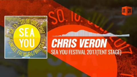 Techno Music @djchrisveron - Sea You Festival 2017(Tent Stage) 15-07-2017 #Music #Periscope #Techno