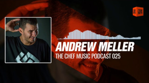 Techno Music Andrew Meller - @THECHEFLIVE Music Podcast 025 27-10-2017 #Music #Periscope #Techno