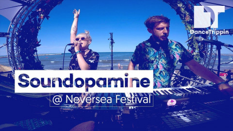 Soundopamine (LIVE) on the Daydreaming Stage at Neversea Festival (Romania)