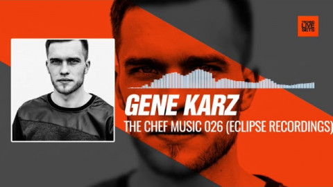 Techno Music Gene Karz - @THECHEFLIVE 026 (Eclipse Recordings) 03-11-2017 #Music #Periscope #Techno