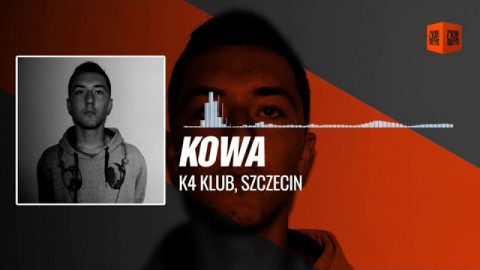 Techno Music @Kow4official - K4 Klub, Szczecin 01-12-2017 #Music #Periscope #Techno