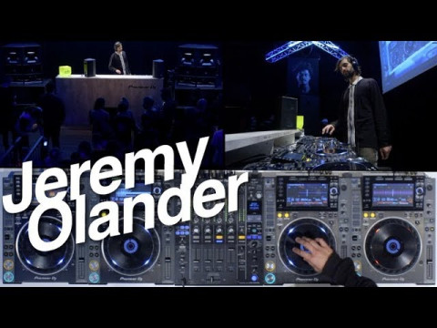 Jeremy Olander - DJsounds Show 2017 - LIVE from ADE