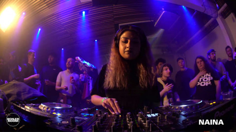 Naina Boiler Room London DJ Set