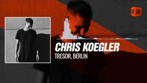 Techno Music @Chris_Koegler_ - Tresor, Berlin 02-11-2016 #Music #Periscope #Techno