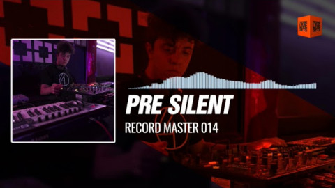 Techno Music Pre Silent - Record Master 014 04-12-2017 #Music #Periscope #Techno