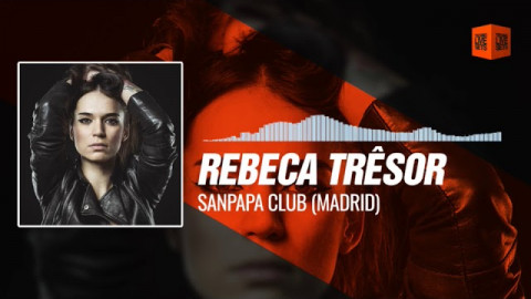 Techno Music @rebecatresor - Sanpapa Club (Madrid) 17-11-2017 #Music #Periscope #Techno