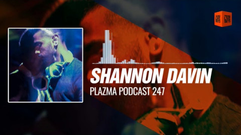 Techno Music Shannon Davin - Plazma Podcast 247 22-11-2017 #Music #Periscope #Techno