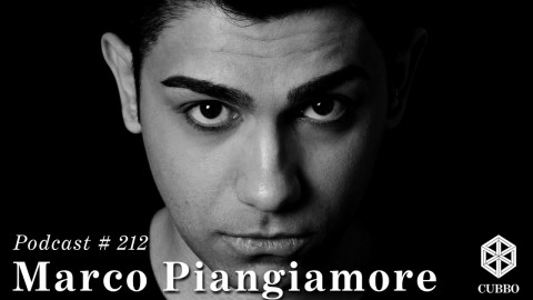 Cubbo Podcast #212: Marco Piangiamore IT