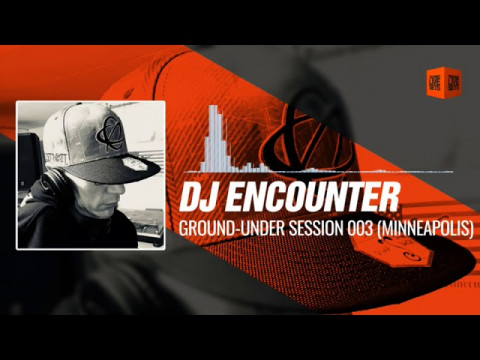 Techno Music DJ Encounter - Ground-Under Session 003 (Minneapolis) 21-12-2017