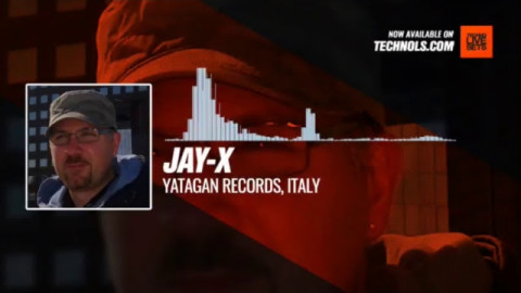 @jay_x_dj - Yatagan Records, Italy 02-01-2018 #Music #Periscope #Techno