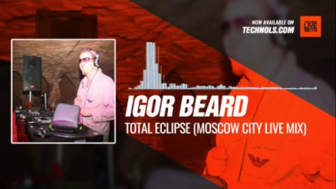 @BestProTop - Total Eclipse (Moscow City Live Mix) 07-01-2018 #Music #Periscope #Techno