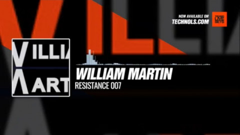 Techno Music Live with @williammartindj aka Dot Chandler - Resistance 007  #Music #Periscope #Techno