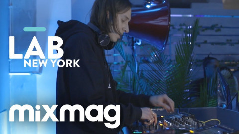 BALTRA in The Lab NYC