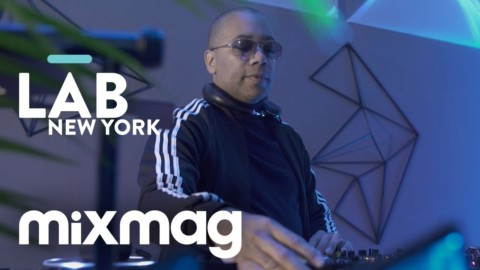 CARL CRAIG in The Lab NYC