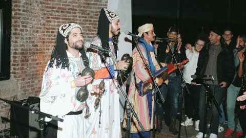 Innov Gnawa Boiler Room New York Live Set