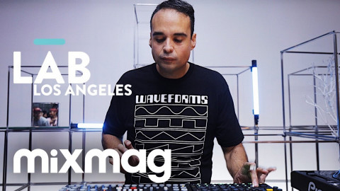 JOHN TEJADA live set in The Lab LA