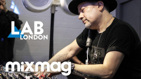 LOUIE VEGA  in The Lab LDN (Ministry of Sound X Groove Odyssey)