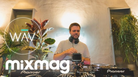 TENSNAKE at WAV Media x Mixmag partnership launch