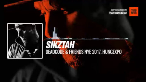 #techno #music with @sikztah - Deadcode & Friends NYE 2017, Hungexpo (Budapest, Hungary) #periscope