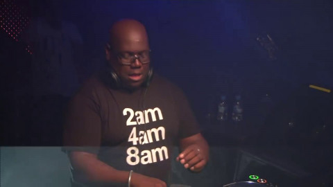Carl Cox live  #Space Closing Fiesta