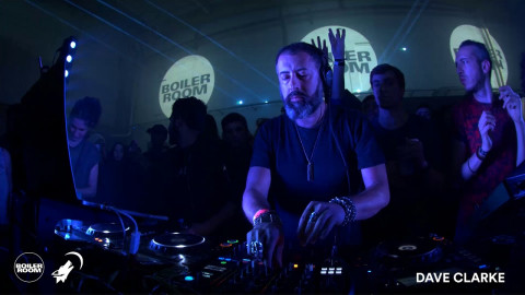 "Dave Clarke Boiler Room x Eristoff ""Into The Dark"" DJ Set"