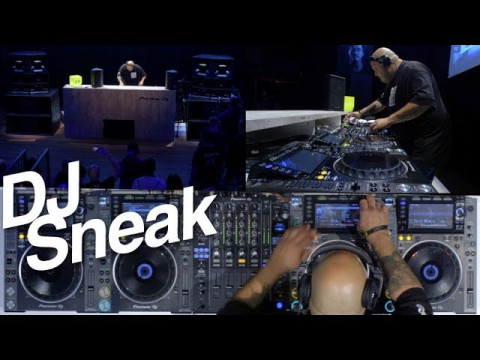 DJ Sneak - DJsounds Show