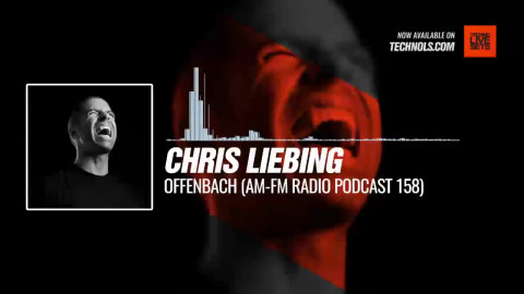 #Techno #musi with @ChrisLiebing - Offenbach (AM-FM Radio Podcast 158) #Periscope
