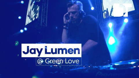 Jay Lumen at Green Love Festival, Novi Sad (Serbia)
