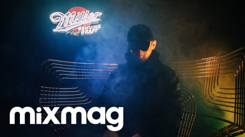 Mixmag x Miller Amplified w/ Running Touch [live]