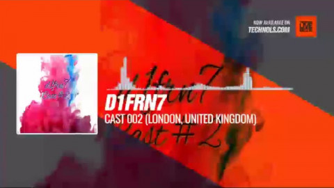 #Techno #music with D1frn7 - Cast 002 (London, United Kingdom) #Periscope