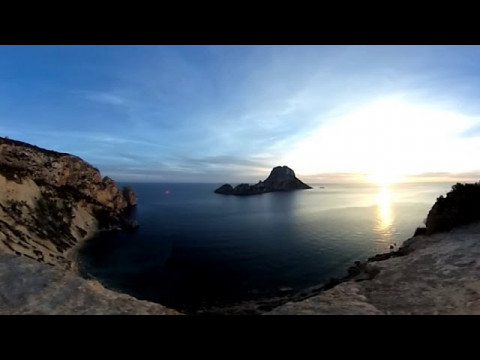 [360 Degrees] Sunset · Es Vedra Ibiza © AllaboutibizaTV