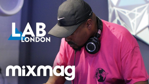 Byron The Aquarius soulful house set in The Lab LDN