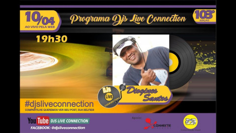 Djs Live Connection 103 - Diogenes Santos
