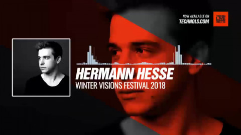 #Techno #music with @HermannHesse__ - Winter Visions Festival 2018 #Periscope