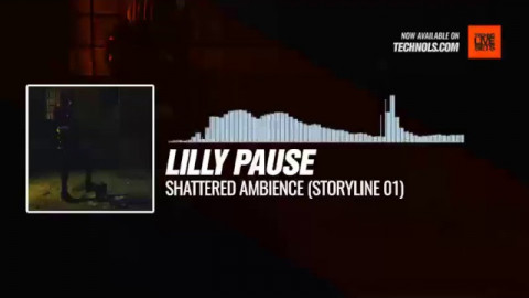 #Techno #music with Lilly Pause - Shattered Ambience (Storyline 01) #Periscope