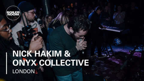 Nick Hakim & Onyx Collective - Vincent Tyler Live