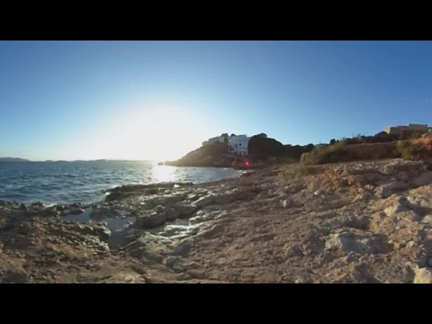 [360 Degrees] A spring afternoon in Ibiza · Los Molinos Ibiza · www.Allaboutibizatv.net