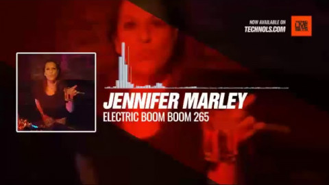 #Techno #music with @djjennmarley - Electric Boom Boom 265 #Periscope
