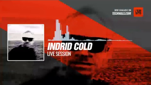#Techno #music with Indrid Cold - Live Session #Periscope