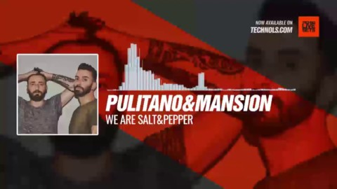 #Techno #music with Pulitano&Mansion; - We Are Salt&Pepper; #Periscope
