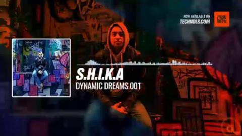 #Techno #music with S.H.i.K.A - Dynamic Dreams 001 #Periscope