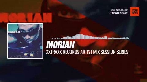 #Techno #music with Morian - XXTRAXX RECORDS Artist Mix Session Series #periscope