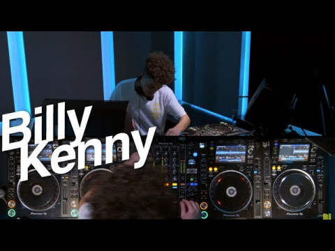 Billy Kenny - DJsounds Show 2018