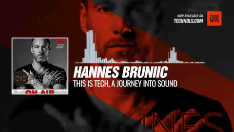 #Techno with @hannesbruniic - THIS IS TECH, A Journey Into Sound (Ibiza Global Radio) #Periscope