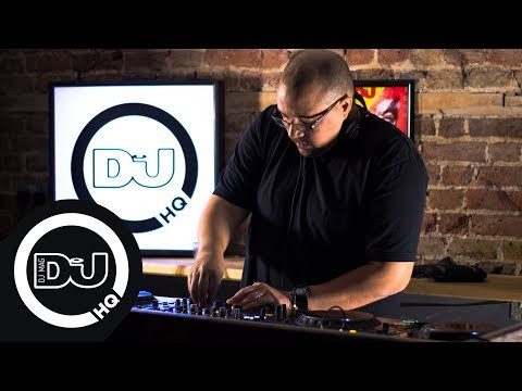 dBridge Live From #DJMagHQ