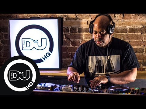 DJ Bone techno set live from #DJMagHQ